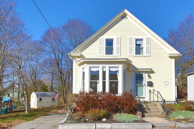 11 Howard Ave, Foxboro, MA 02035 (MLS #72592430) :: Primary National Residential Brokerage