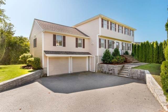 124 Raffaele Dr, Waltham, MA 02452 (MLS #72592494) :: Kinlin Grover Real Estate