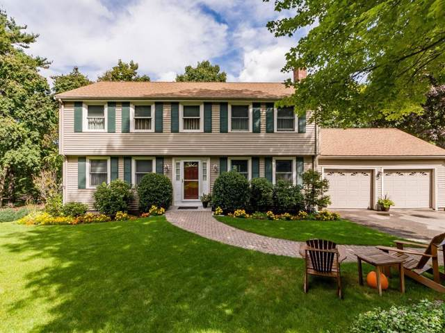 57 Lura Lane, Waltham, MA 02451 (MLS #72592524) :: Vanguard Realty