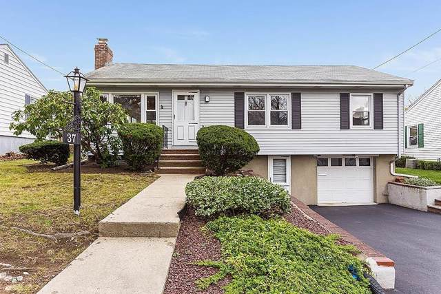 37 Rublee St, Arlington, MA 02476 (MLS #72592540) :: DNA Realty Group