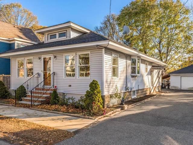 18 Parker Street, Saugus, MA 01906 (MLS #72592546) :: Kinlin Grover Real Estate