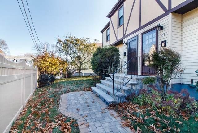 64 Green Street #64, Watertown, MA 02472 (MLS #72592557) :: Vanguard Realty