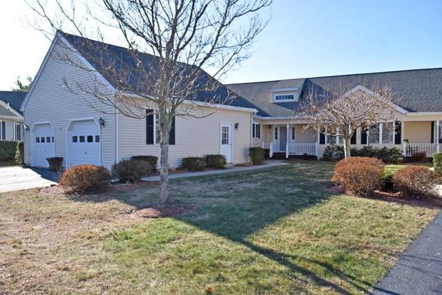 29 Shire Rd #29, Fitchburg, MA 01420 (MLS #72592584) :: Spectrum Real Estate Consultants