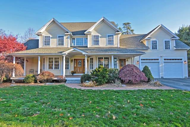 1 Turtle Creek Circle, Shrewsbury, MA 01545 (MLS #72592608) :: The Duffy Home Selling Team