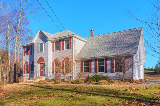 16 French Rd, Templeton, MA 01468 (MLS #72592616) :: Spectrum Real Estate Consultants