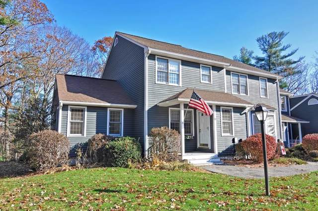 43 Stallbrook Road #43, Milford, MA 01757 (MLS #72592622) :: Spectrum Real Estate Consultants