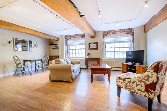 240 Jackson Street #314, Lowell, MA 01852 (MLS #72592625) :: Charlesgate Realty Group