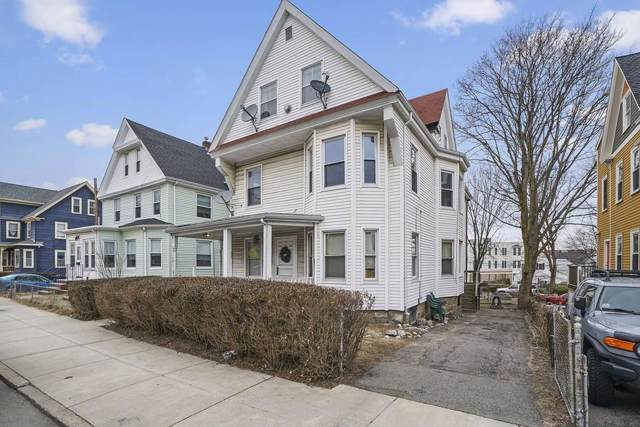 222 Neponset Ave. #1, Boston, MA 02122 (MLS #72592643) :: Compass