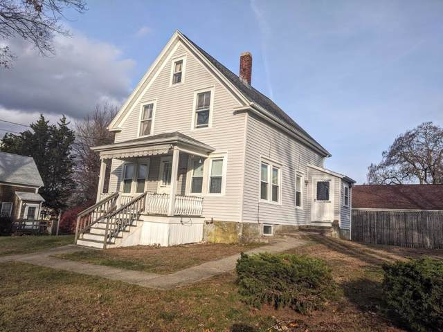 278 Lawrence St, New Bedford, MA 02745 (MLS #72592708) :: Trust Realty One