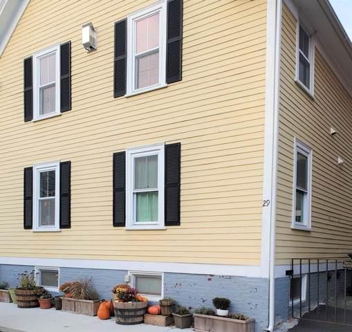 29-2 Carlton Street #2, Salem, MA 01970 (MLS #72592762) :: Vanguard Realty