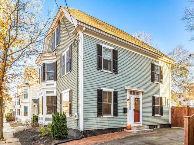21 Barton Street, Newburyport, MA 01950 (MLS #72592765) :: Vanguard Realty