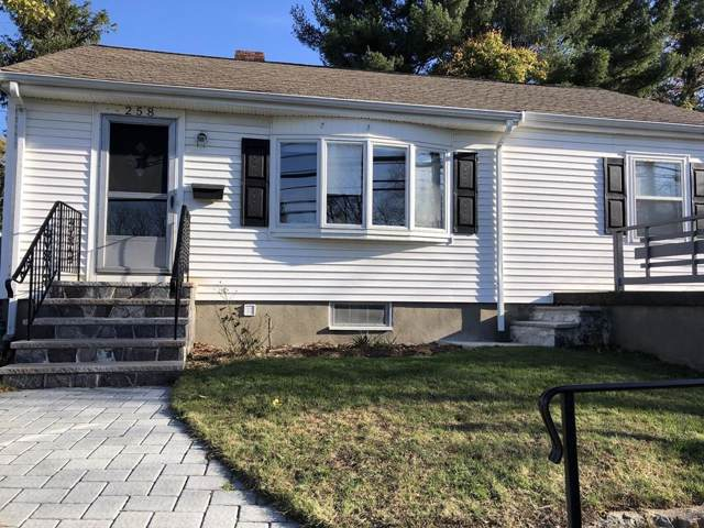 258 Lexington Street, Woburn, MA 01801 (MLS #72592769) :: Trust Realty One