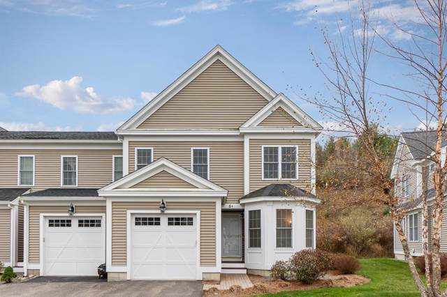 5 Bayberry A, Ayer, MA 01432 (MLS #72592772) :: Trust Realty One