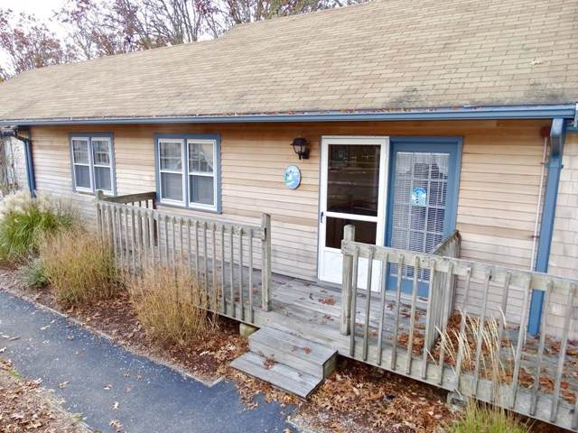 109 Seaview Ave #7, Yarmouth, MA 02664 (MLS #72592842) :: Kinlin Grover Real Estate