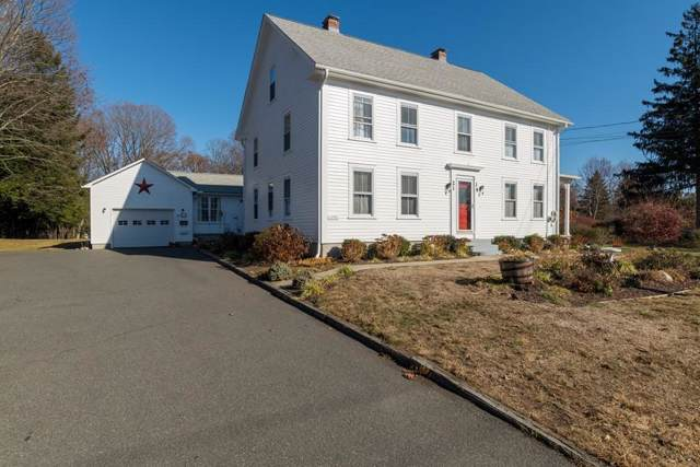 19-21 West St, Easthampton, MA 01027 (MLS #72592884) :: Maloney Properties Real Estate Brokerage