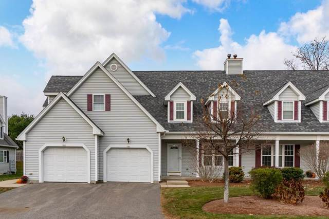 5 Patriots Way B, Sterling, MA 01564 (MLS #72592905) :: The Duffy Home Selling Team