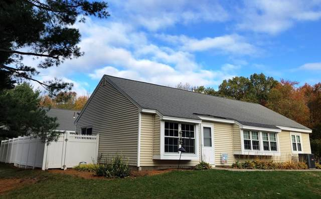 901 Edgebrook Dr #901, Boylston, MA 01505 (MLS #72592936) :: The Duffy Home Selling Team
