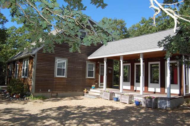 59 Saddle Club Rd, Edgartown, MA 02539 (MLS #72592956) :: Team Tringali
