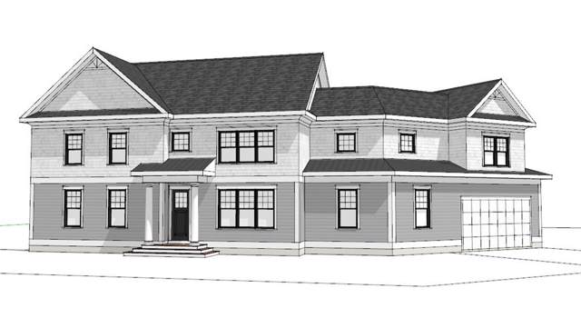 Lot 2 Pond Street, Needham, MA 02492 (MLS #72592968) :: Team Tringali