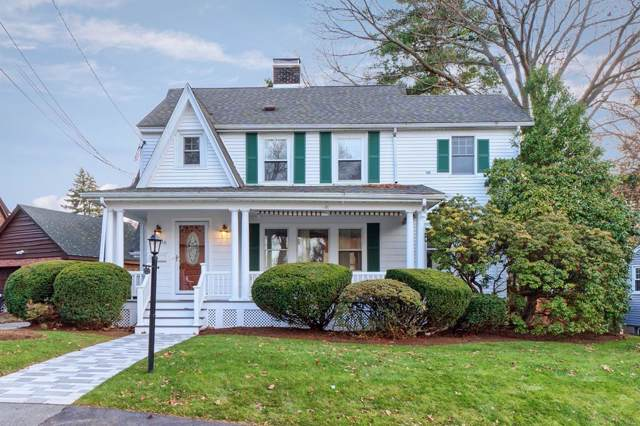 38 Virginia Rd, Waltham, MA 02453 (MLS #72592998) :: Team Tringali