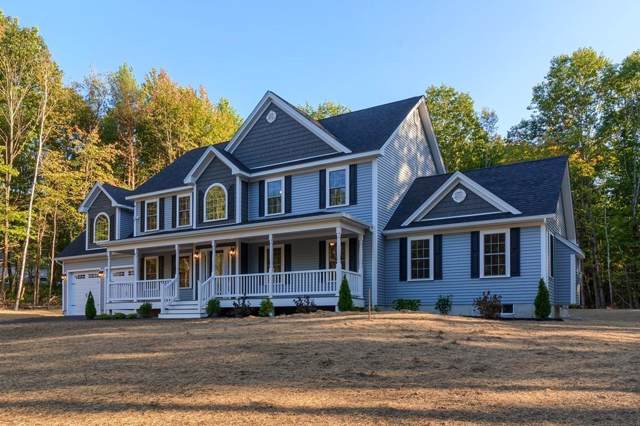 Lot 4 B Pleasant St, Leominster, MA 01453 (MLS #72593083) :: The Duffy Home Selling Team