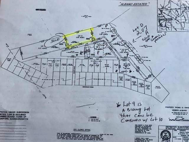 Lot B Albano Drive, Blandford, MA 01008 (MLS #72593084) :: Westcott Properties
