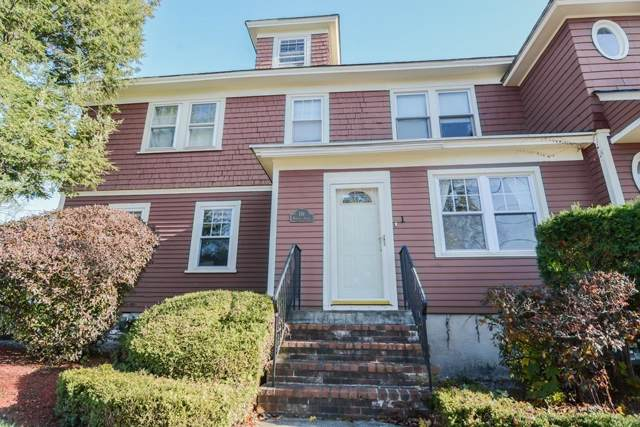 116 Nesmith St #1, Lowell, MA 01852 (MLS #72593102) :: RE/MAX Vantage