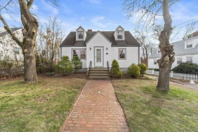 22 Ellery St, Braintree, MA 02184 (MLS #72593106) :: Primary National Residential Brokerage