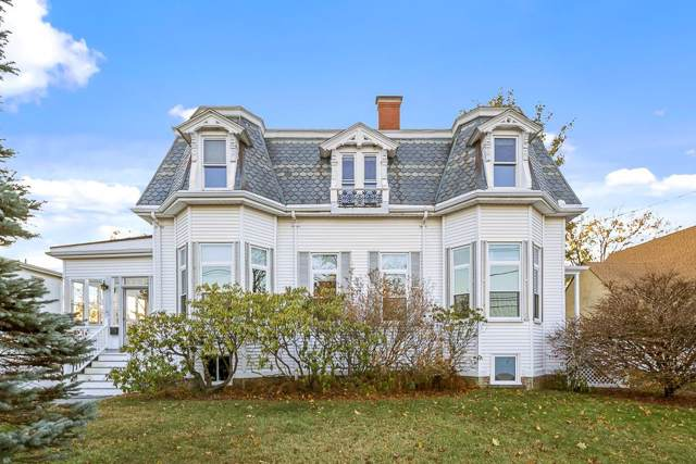 141 Lexington St, Belmont, MA 02478 (MLS #72593118) :: Westcott Properties
