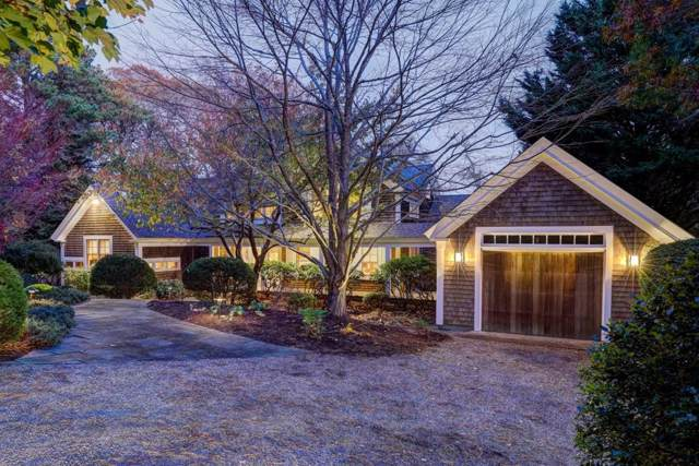 165 Monument Rd, Orleans, MA 02653 (MLS #72593139) :: Charlesgate Realty Group