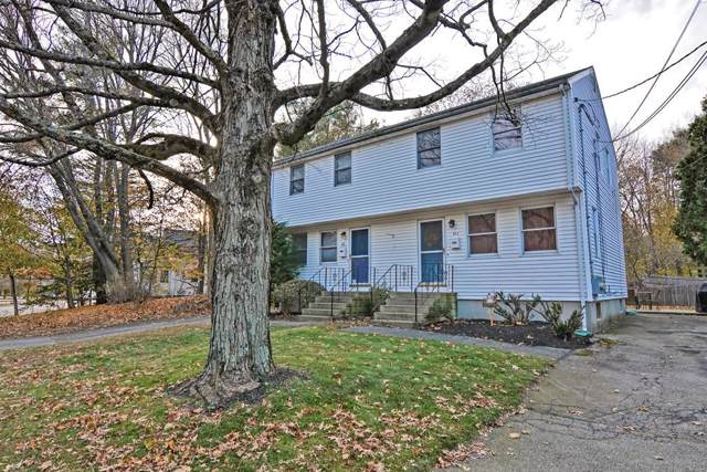 62 A Green #2, Medfield, MA 02052 (MLS #72593145) :: Exit Realty