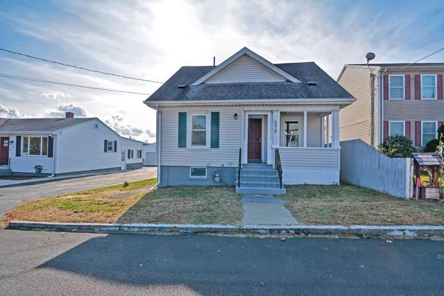 579 Chicago St, Fall River, MA 02721 (MLS #72593149) :: Exit Realty
