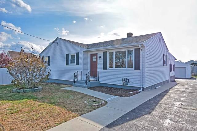 591 Chicago St, Fall River, MA 02721 (MLS #72593150) :: Exit Realty