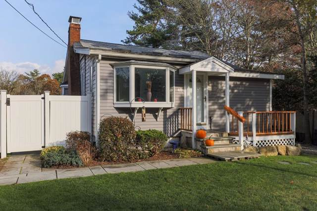 40 Bayhead Shores Rd, Bourne, MA 02532 (MLS #72593182) :: Kinlin Grover Real Estate
