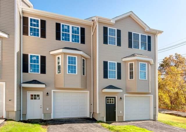 72 Upland Street B, Worcester, MA 01607 (MLS #72593183) :: Westcott Properties