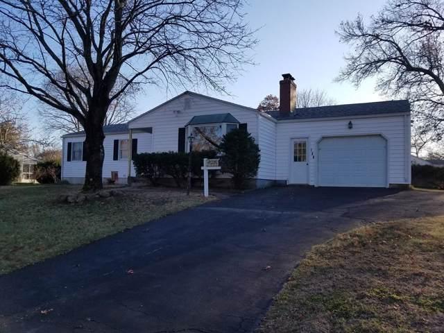 159 Fletcher Circle, Chicopee, MA 01020 (MLS #72593206) :: Compass