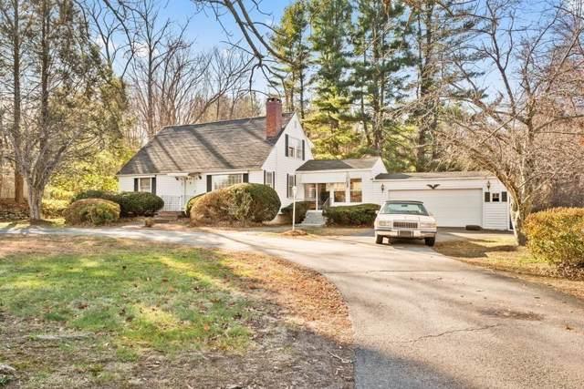 38 Birch Meadow Rd, Merrimac, MA 01860 (MLS #72593207) :: Westcott Properties