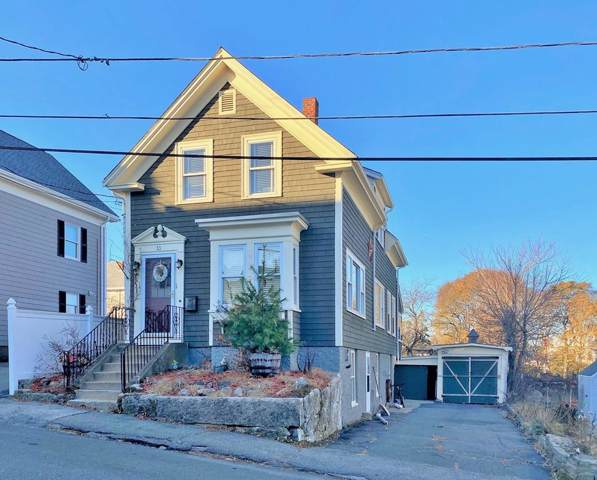13 Exchange St, Gloucester, MA 01930 (MLS #72593260) :: DNA Realty Group