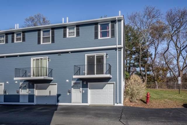 1223 Pawtucket Blvd #103, Lowell, MA 01854 (MLS #72593283) :: Westcott Properties