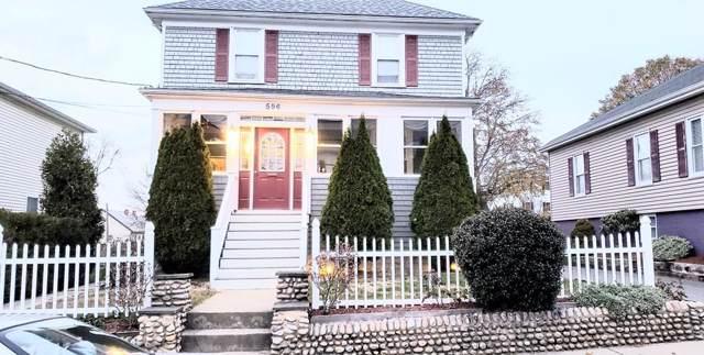 596 King Philip St, Fall River, MA 02724 (MLS #72593304) :: Westcott Properties