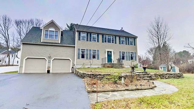 235 Gould Street, Walpole, MA 02081 (MLS #72593331) :: DNA Realty Group