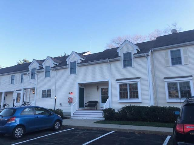 1507 Thayer #1507, Abington, MA 02351 (MLS #72593342) :: RE/MAX Vantage