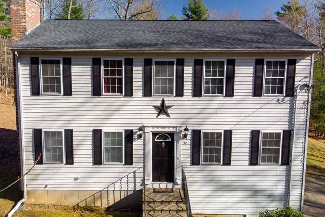 37 Kimball Hill Rd, Holland, MA 01521 (MLS #72593395) :: Maloney Properties Real Estate Brokerage