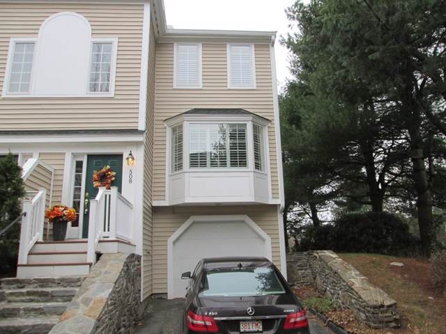 508 Browning Ln #508, Worcester, MA 01609 (MLS #72593435) :: The Duffy Home Selling Team