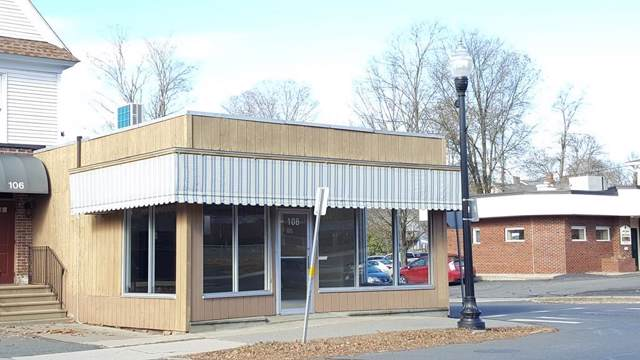 108 Federal St. #108, Greenfield, MA 01301 (MLS #72593440) :: Charlesgate Realty Group
