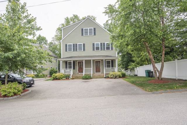 91 Brownell St #91, Attleboro, MA 02703 (MLS #72593547) :: Primary National Residential Brokerage