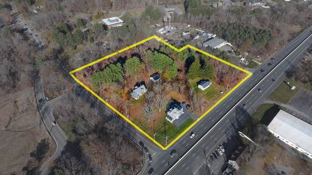 221 & 223 Turnpike; 171 Milk St, Westborough, MA 01581 (MLS #72593628) :: DNA Realty Group