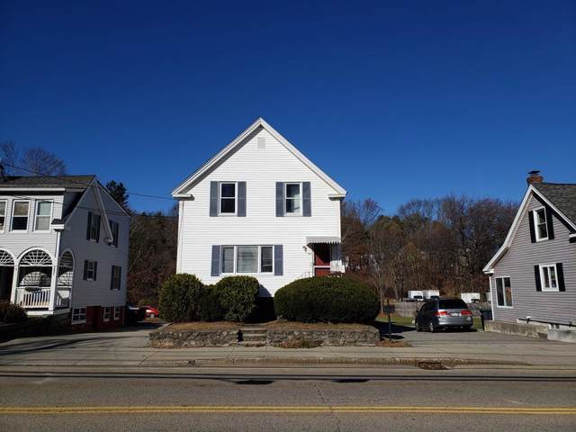 294 Main Street, Hudson, MA 01749 (MLS #72593751) :: The Duffy Home Selling Team