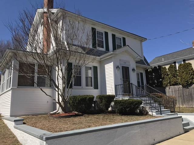 434 Rochester St, Fall River, MA 02720 (MLS #72593788) :: Berkshire Hathaway HomeServices Warren Residential