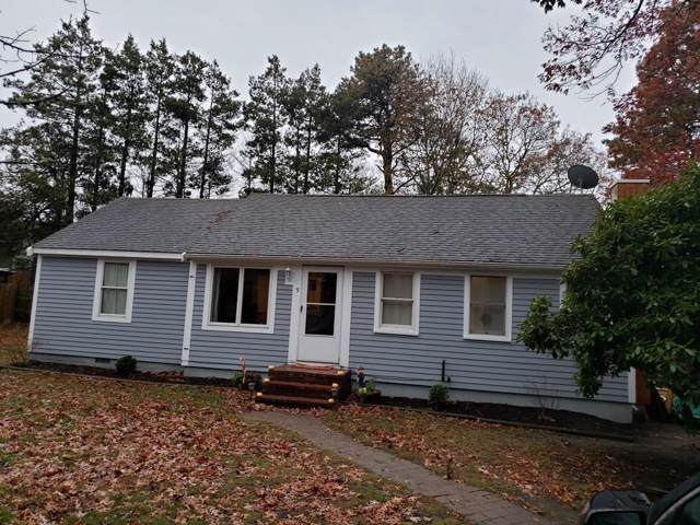5 Mcgee St, Yarmouth, MA 02673 (MLS #72593908) :: Berkshire Hathaway HomeServices Warren Residential